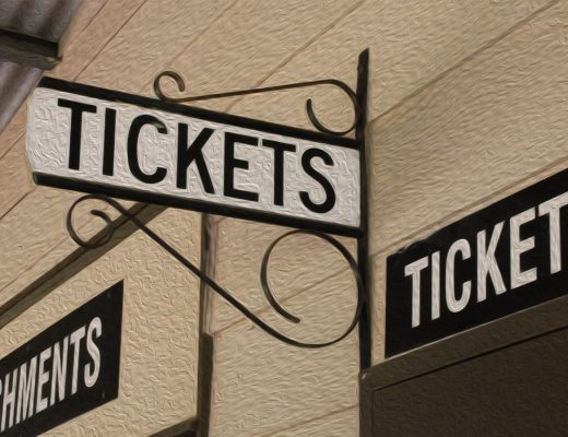 online ticket sales with lowest fees