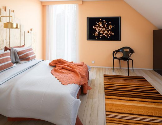 calm bedroom colors