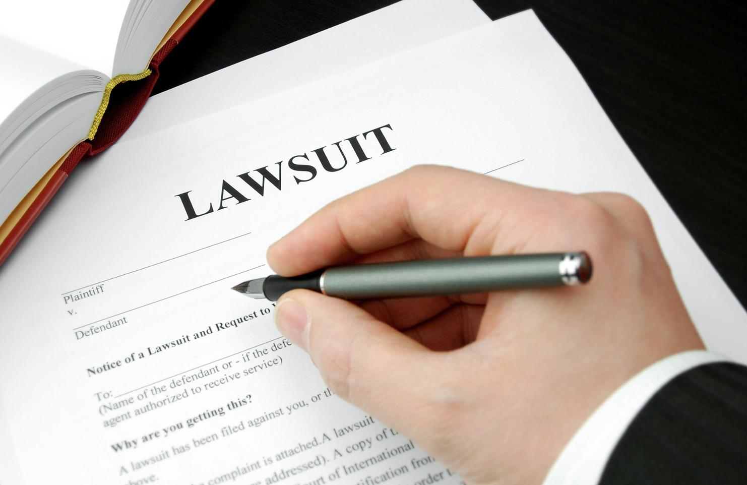 litigation lawsuit