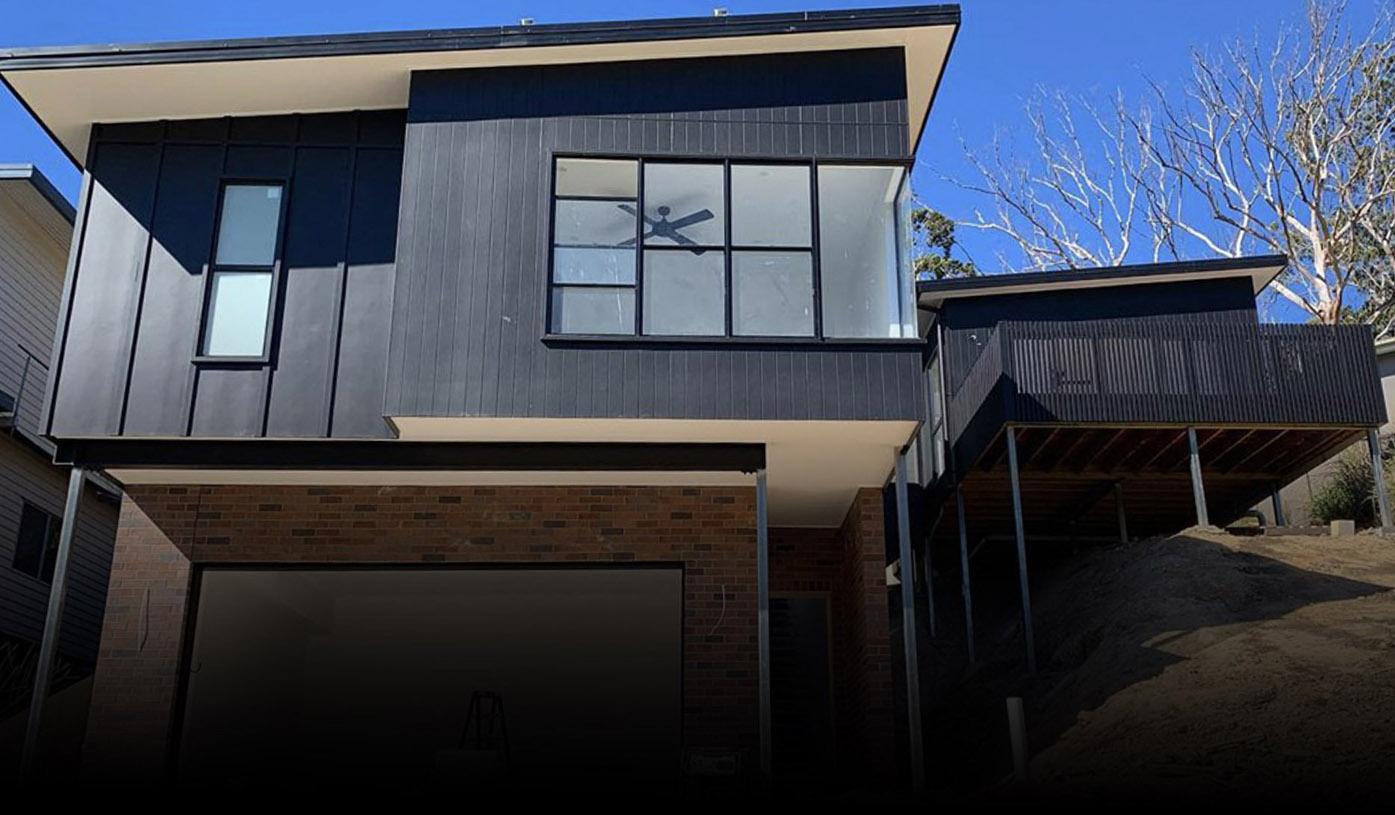 concrete block house plans