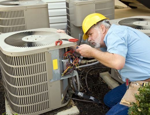 HVAC Inspected by professionals